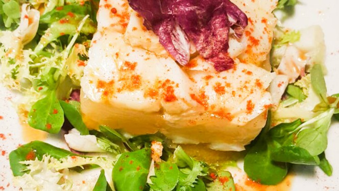 Sugerencia del chef - El Mar La Mar Al Mar, Aranjuez