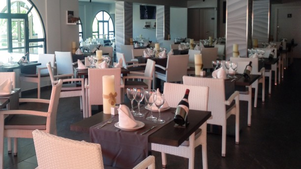 Vulcano's Grill Sala del restaurante