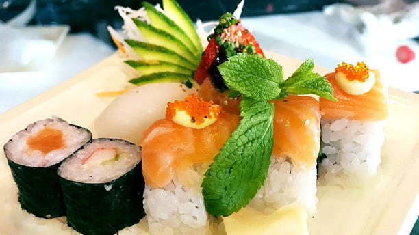 Jadore Sushi Restaurant Suggerimento dello chef