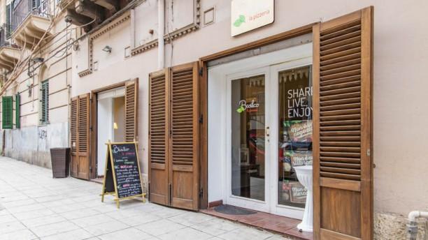 Basilico, La Pizzeria Entrata