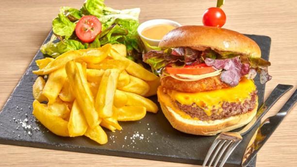 100 Patates Thionville Burger Authentique