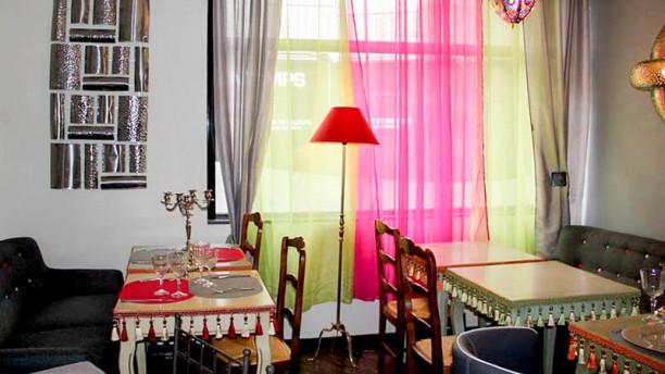 La Table d' Aladin Vue de la salle