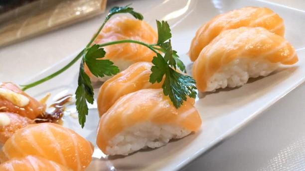 Aka Sushi Piatto