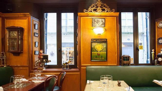 salle - L'Embarcadère, Bordeaux