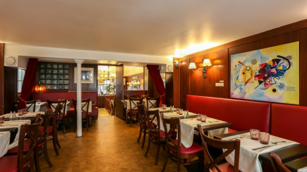 Portobello Salle du restaurant
