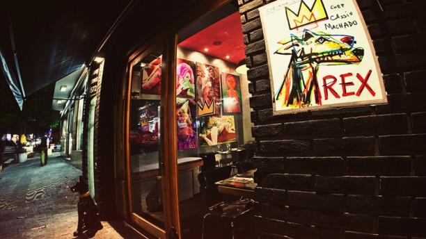 Rex Restaurante Entrada
