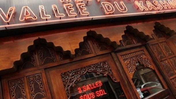 Vallée du Kashmir Bienvenue au restaurant La Vallée du Kashmir