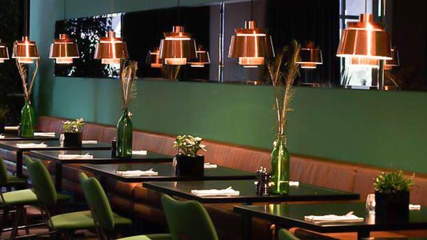 Restaurant Nest Het restaurant