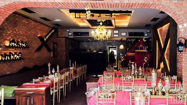 Mey-Saki Dining room