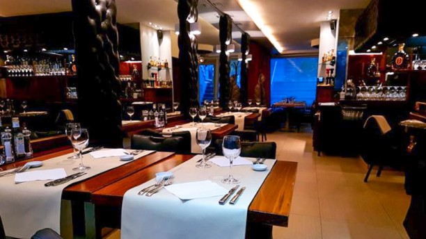 Costa D'Amalfi Salle du restaurant