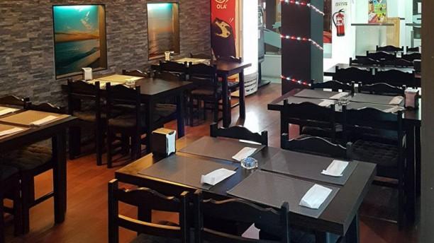 Café Restaurante Costa sala