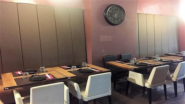 RedSun Sushi Bar Roma Vista Sala