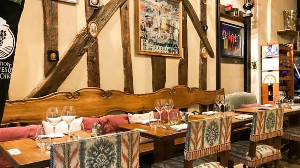 Le Louis Salle du restaurant