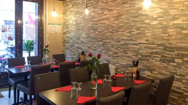 Yumin Salle du restaurant