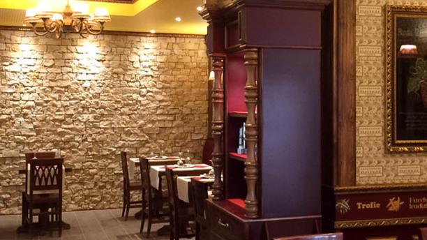 La Tagliatella - Bordeaux Vue de la salle
