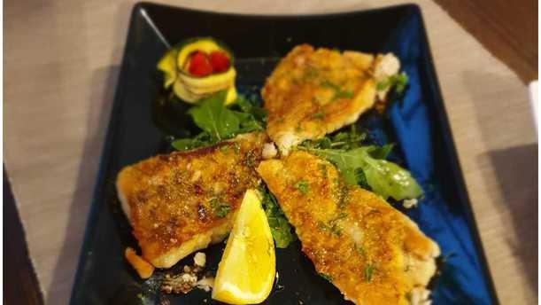 Osteria di Nerone pesce