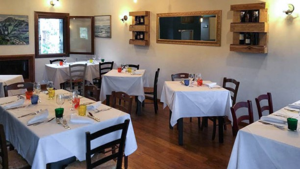Uno Due Restaurant Vista sala