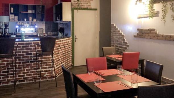 llk restaurant Vue de la salle