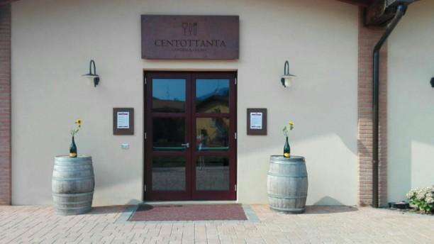 Centottanta Cantina & Cucina Facciata