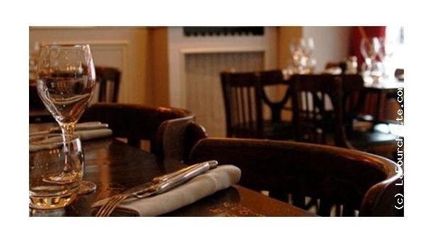 Le bistrot du Louchébem Une table dressée