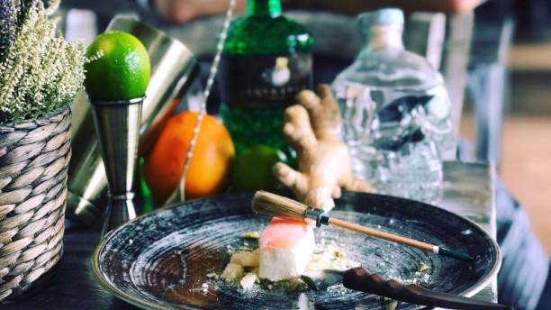 Blackout restaurant & cocktail bar Suggerimento dello chef