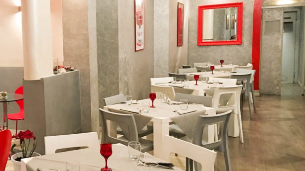 Art Cibò & Cafè Interno Sala