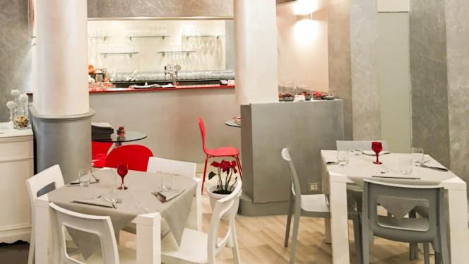 Interno Sala - Art Cibò & Cafè, Rome