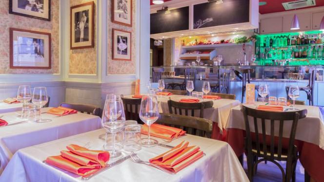 Vista sala - That's Amore, Rome