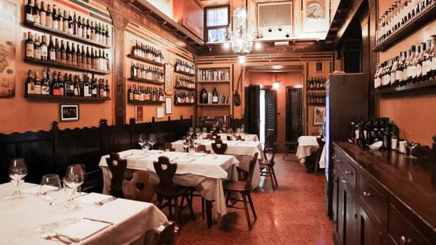 Antica Bottega del Vino sala