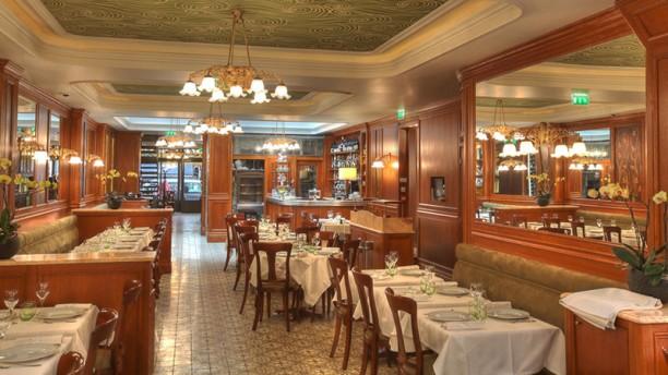 La mascotte in paris restaurant reviews menu and prices for Restaurant la salle a manger paris