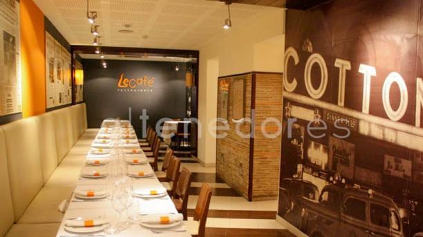 LeCafé Vista interior