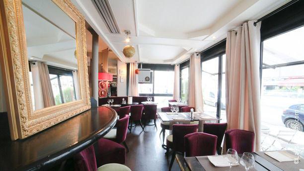 Restaurant xv me avenue paris 75015 montparnasse for Miroir paris menu