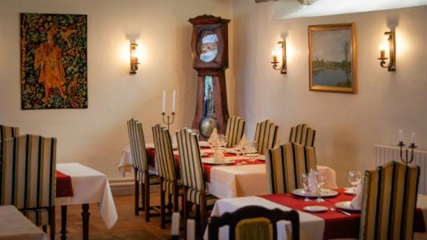L'Hostellerie du Château restaurant