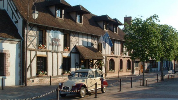 Auberge du Cheval Blanc devanture