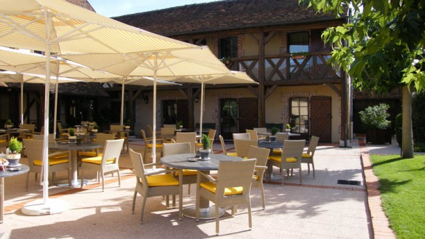 Menus Restaurant Le Cheval Blanc A Selles Saint Denis