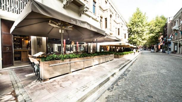 The Winston Brasserie - Akaretler The terrace
