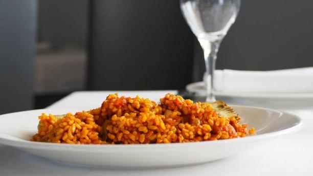 Terra - Hotel Meliá Alicante sugerencia del chef