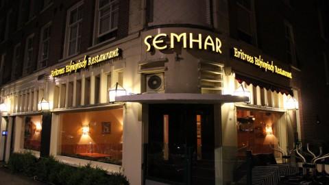 Semhar, Amsterdam