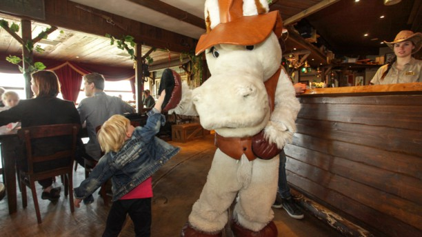 Howdy's Mascotte Howdy