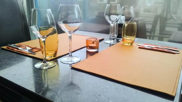 Oxygen Table du restaurant