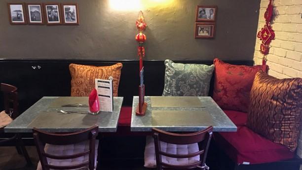 Lilin Salle du restaurant