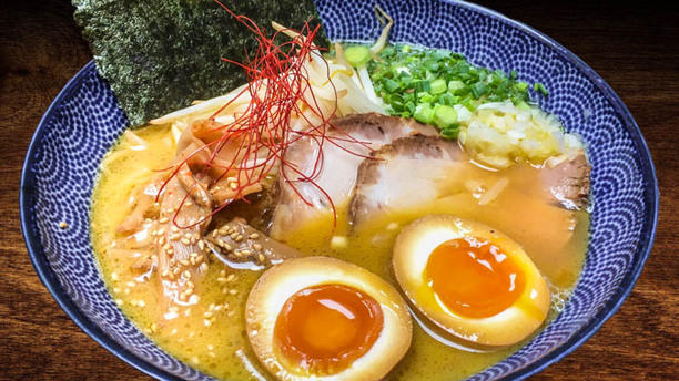 Kodawari Ramen Suggestion du Chef