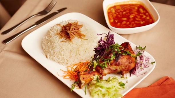 Shahrazad Restaurant & Lounge Qoozi