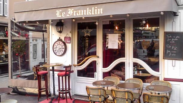 Le Franklin Entrée