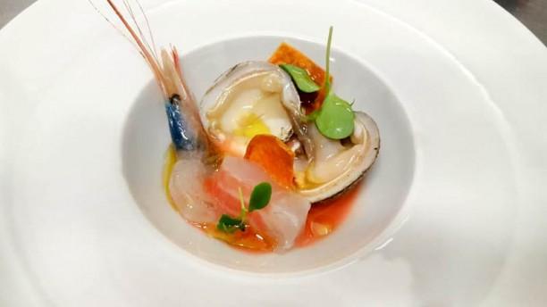 Pescheria Pesci e Uva Cevice ai frutti di mare Degustazione