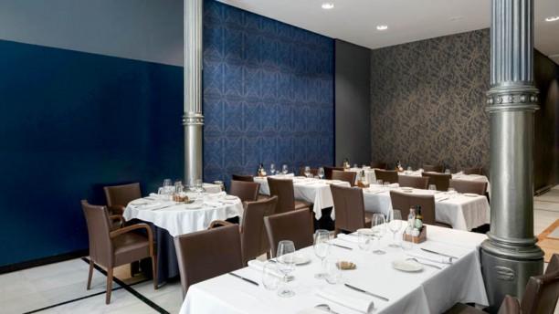 Contempo by Eboca Restaurant Vista del interior
