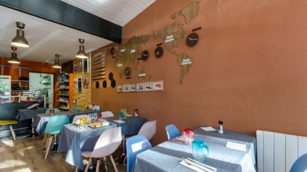 T'ORSA - Restaurant Traiteur & Asiatique fait maison Le Chti 2019 Salle du restaurant