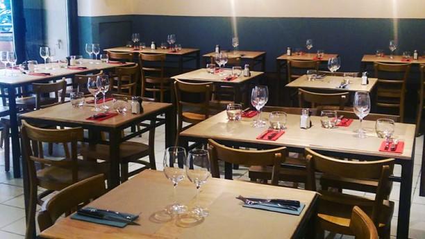 Cantine du Faubourg Salle du restaurant