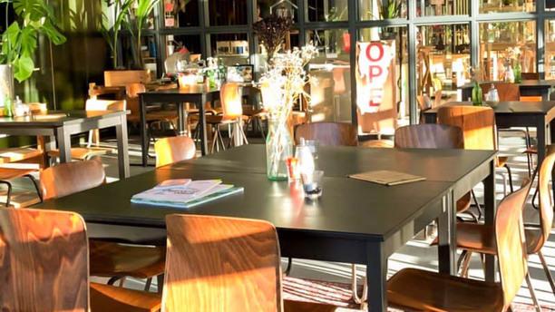 Marcus Utrecht Het restaurant