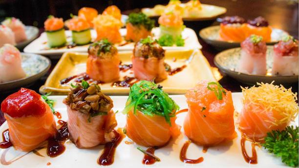 Dyo Sushi House Sushi